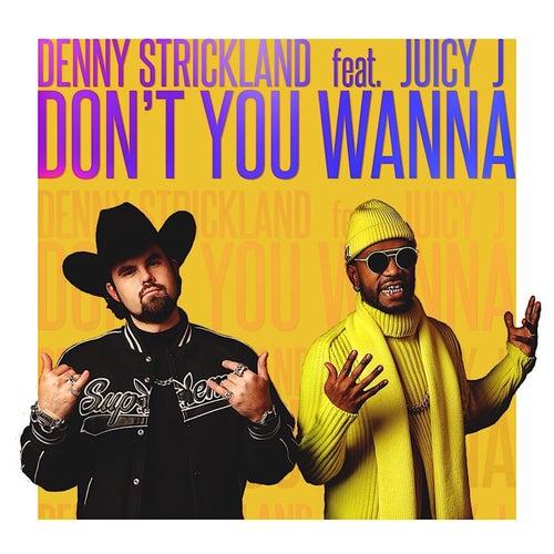 Don't You Wanna von Denny Strickland