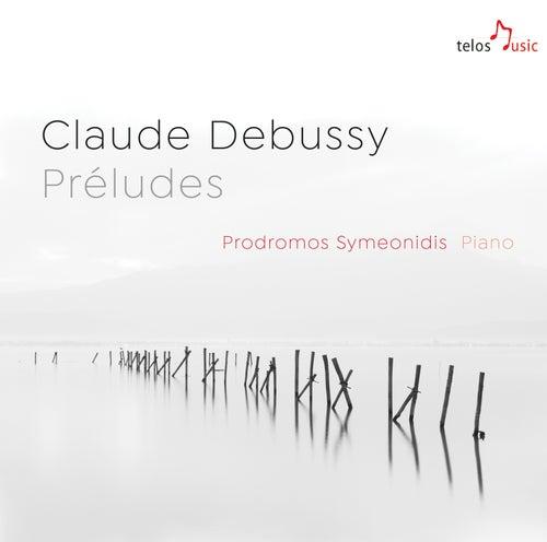 Debussy: Préludes von Prodromos Symeonidis