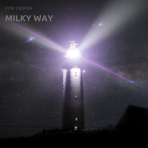 Milky Way van Xeni Casper