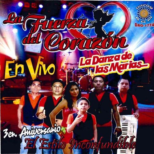La Danza de Las Marias de Fuerza Del Corazon