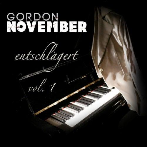 Entschlagert Vol. 1 von Gordon November
