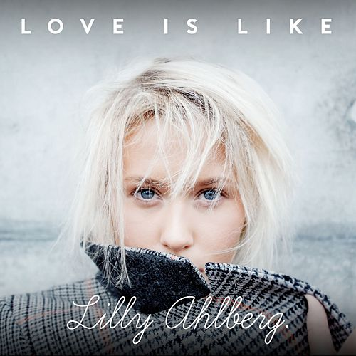 Love Is Like by Lilly Ahlberg
