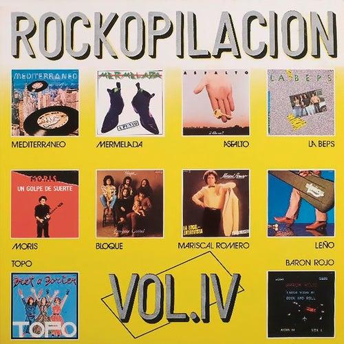 ROCKOPILACIÓN VOL.4 (Remasterizado) de Various Artists