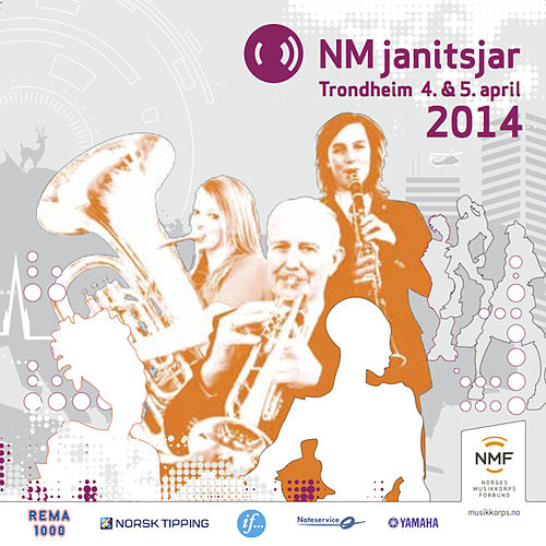 Nm Janitsjar 2014 - 1 Divisjon von Various Artists