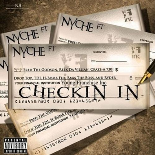 Checking In by Nyche