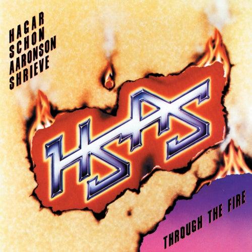 Through The Fire von Sammy Hagar