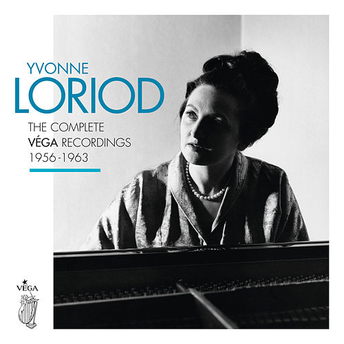 The Complete Véga Recordings 1956-1963 by Yvonne Loriod