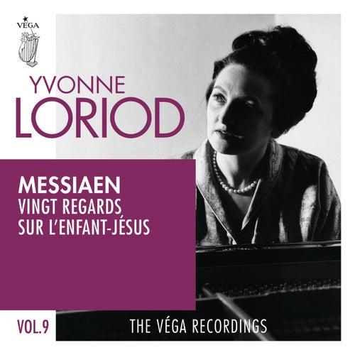 Messiaen: Vingt regards sur l'Enfant-Jésus by Yvonne Loriod