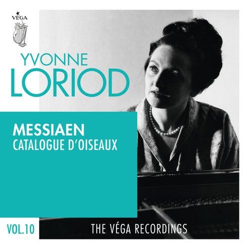 Messiaen: Catalogue d'oiseaux by Yvonne Loriod