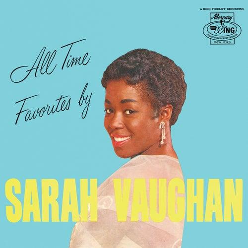 All Time Favorites By de Sarah Vaughan