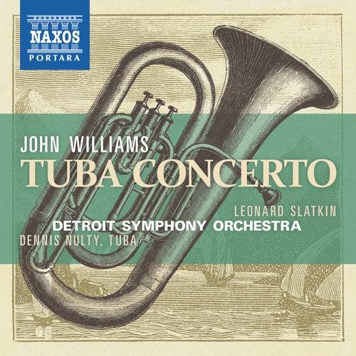 John Williams: Tuba Concerto de Dennis Nulty