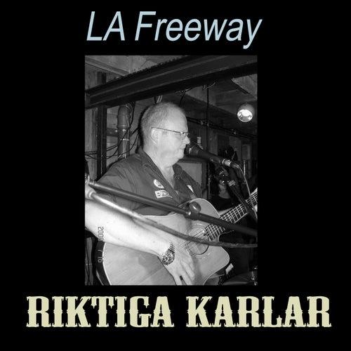 L.A. Freeway (Live) von Riktiga Karlar