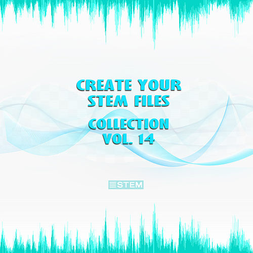 Create Your Stem Files Collection, Vol. 14 (Instrumental Versions And Tracks With Separate Sounds) by Express Groove