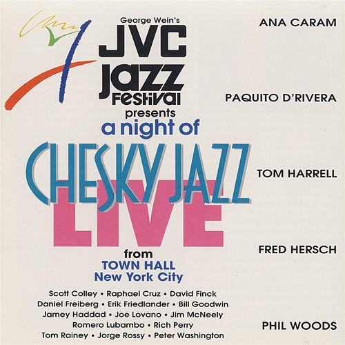 A Night of Chesky Jazz Live (2018 Remaster) by Various Artists