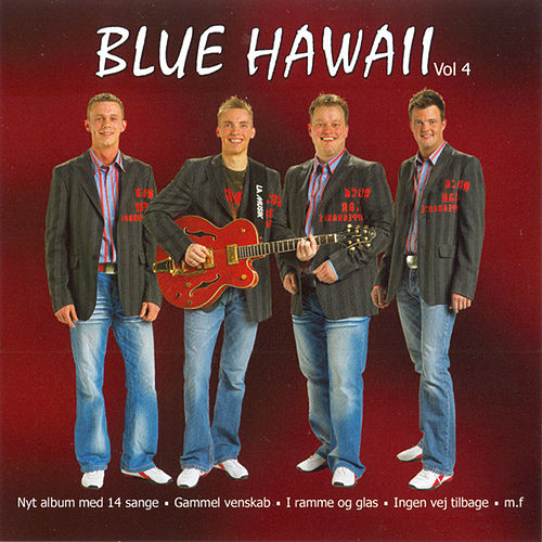 Blue Hawaii Vol. 4 de Blue Hawaii