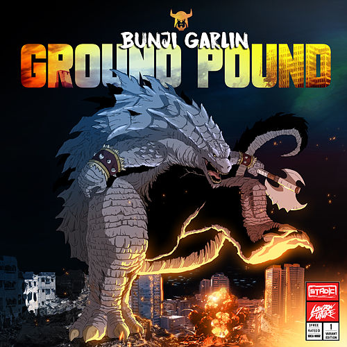 Ground Pound by Bunji Garlin