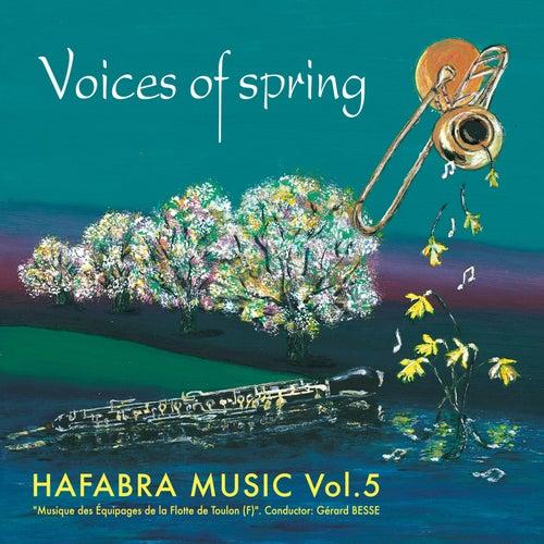 Voices of Spring von Musique Des Équipages De La Flotte De Toulon