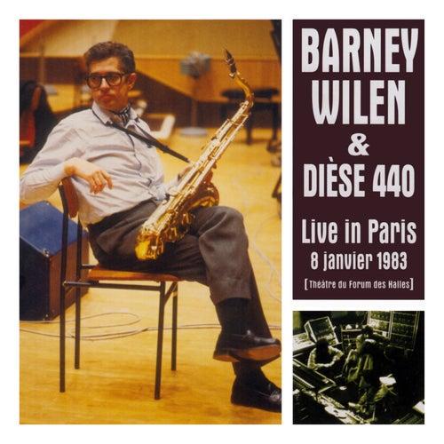 Live in Paris 8 Janvier 1983 de Barney Wilen