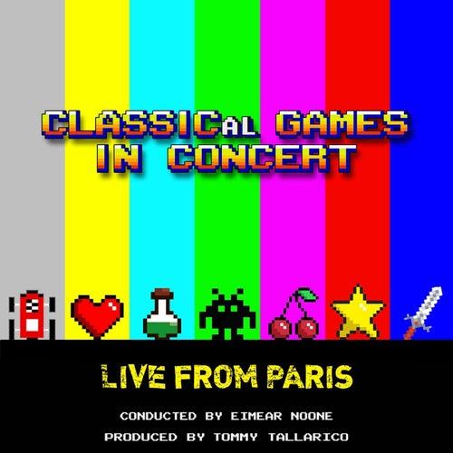 Classical Games in Concert van Video Games Live