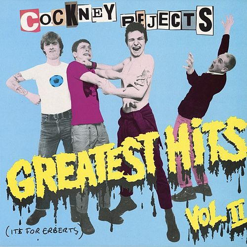 Greatest Hits Vol. 2 de Cockney Rejects