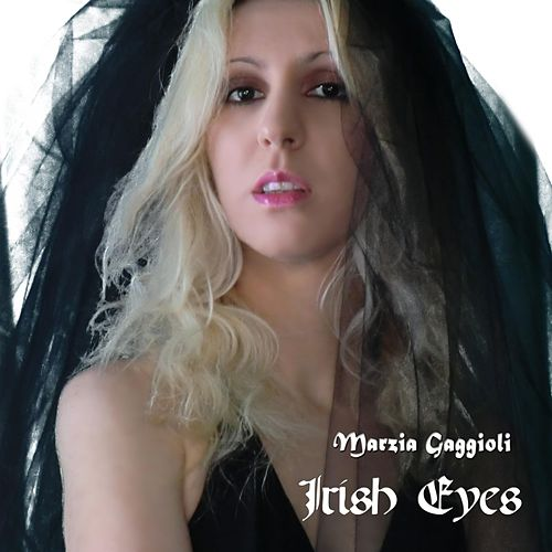 Irish Eyes by Marzia Gaggioli