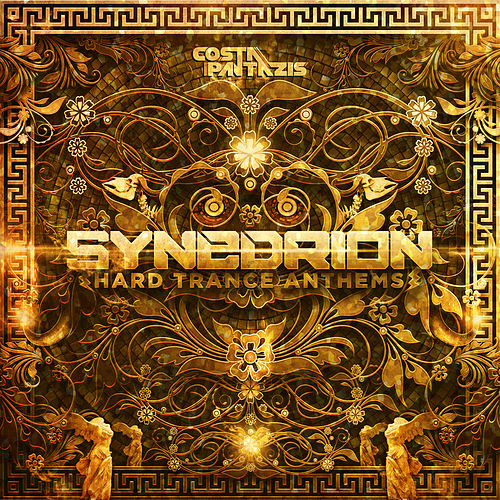 Synedrion: Hard Trance Anthems, Vol. 3 by Costa Pantazis