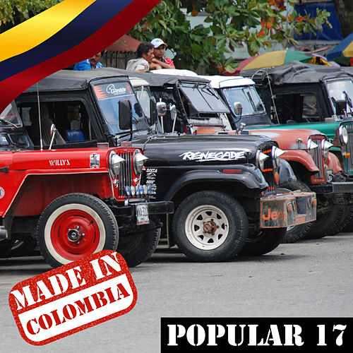 Made In Colombia / Popular / 17 de Various Artists