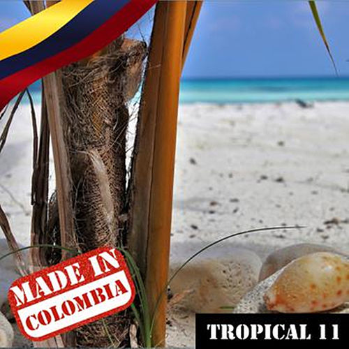 Made In Colombia: Tropical, Vol. 11 de Various Artists