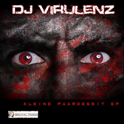Kleine Paardegeit EP by DJ Virulenz