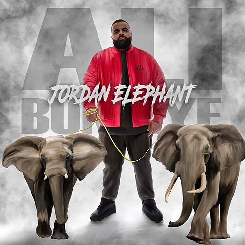 Jordan Elephant von Ali Bumaye