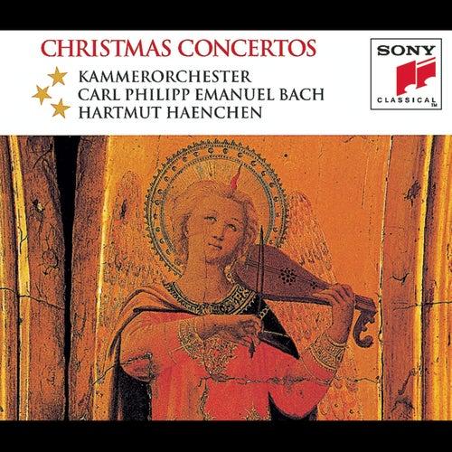 German and Italian Christmas Music von Hartmut Haenchen