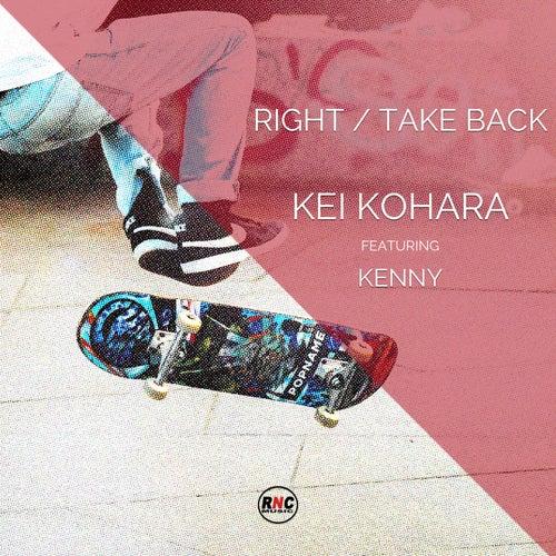 Right/Take Back by Kei Kohara