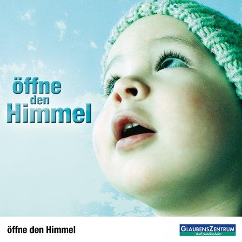 Öffne den Himmel (Live) by Glaubenszentrum