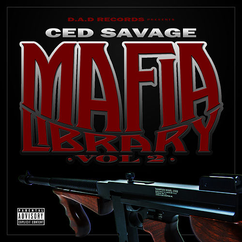 Mafia Library, Vol. 2 von Ced Savage