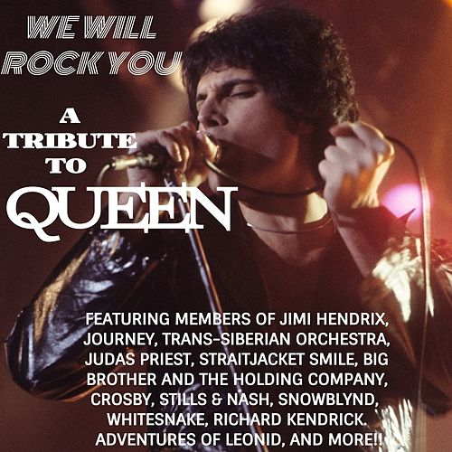 We Will Rock You: A Tribute To Queen's Greatest Hits by Various Artists