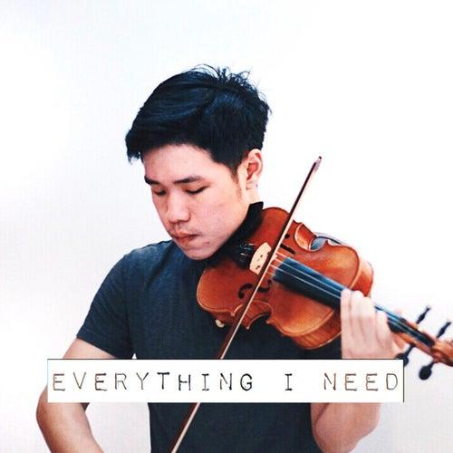 Everything I Need (Violin Instrumental) by Alan Ng