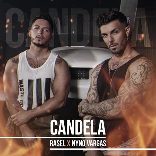 Candela (con Nyno Vargas) de Rasel