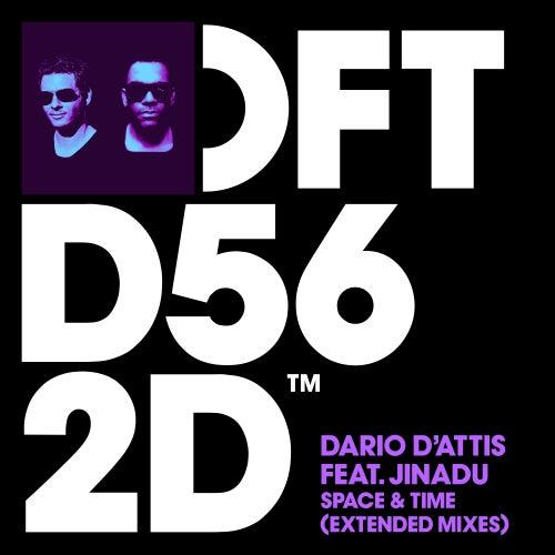 Space & Time (feat. Jinadu) (Extended Mixes) de Dario D''attis