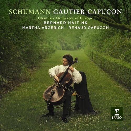 Schumann: Cello Concerto & Chamber Works (Live) von Gautier Capuçon