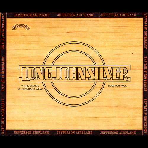 Long John Silver de Jefferson Airplane