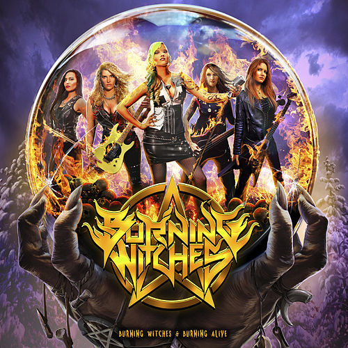 Burning Witches / Burning Alive by Burning Witches