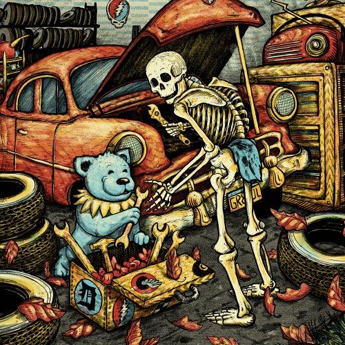 Little Caesars Arena, Detroit, MI 11/24/17 (Live) de Dead