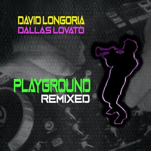 Playground Remixed de David Longoria
