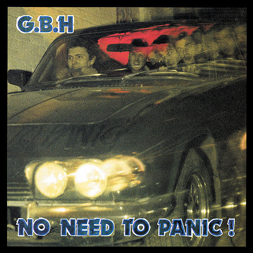 No Need to Panic! by G.B.H.