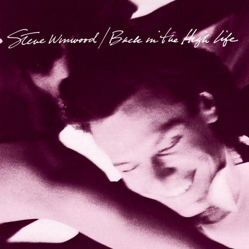Back In The High Life de Steve Winwood