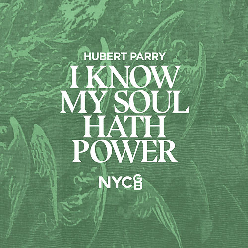I Know My Soul Hath Power von National Youth Choir of Great Britain