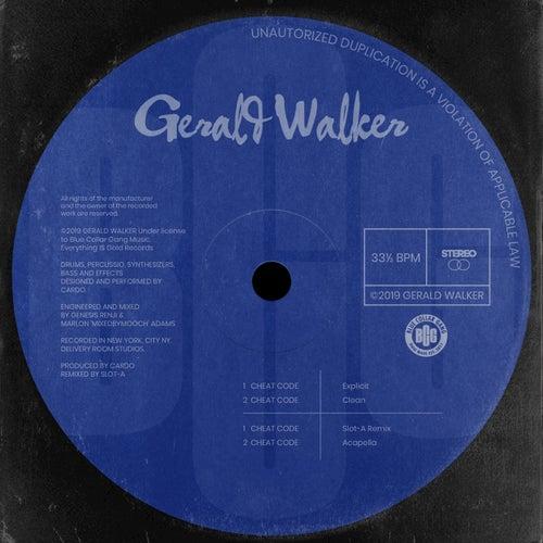 Cheat Code by Gerald Walker