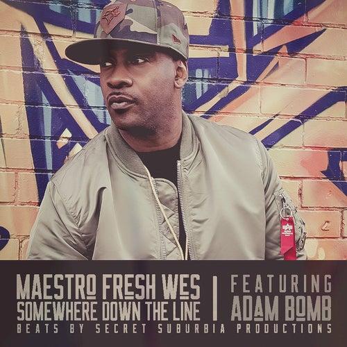 Somewhere Down the Line de Maestro Fresh Wes