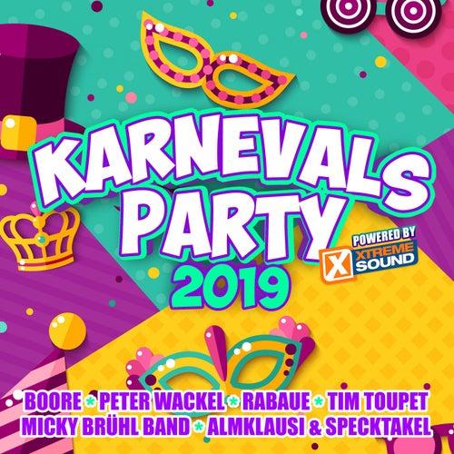 Karnevals Party 2019 powered by Xtreme Sound von Various Artists