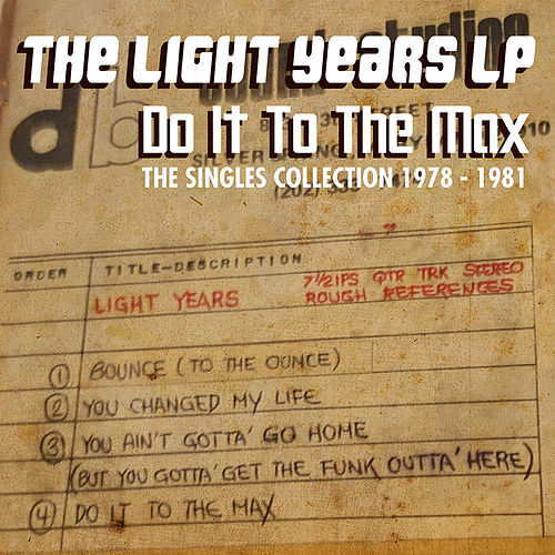 The Light Years LP by Light Years